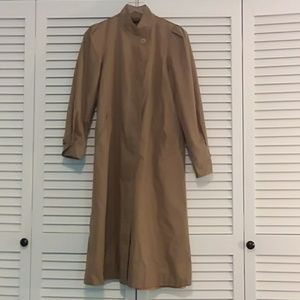 Vintage Forecaster International Trenchcoat